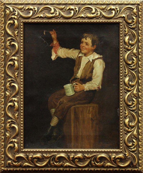 2125: Painting, Andre Henri Dargelas