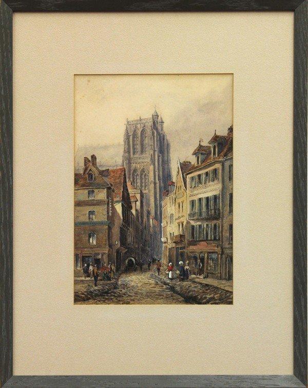 2127: Watercolors, Alexander Henry Hallom Murray