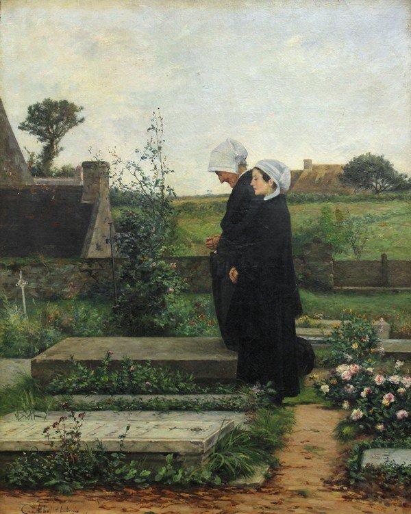 2128: Painting, Cristobal de Antonio, Bretana