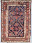 2273: Afshar rug