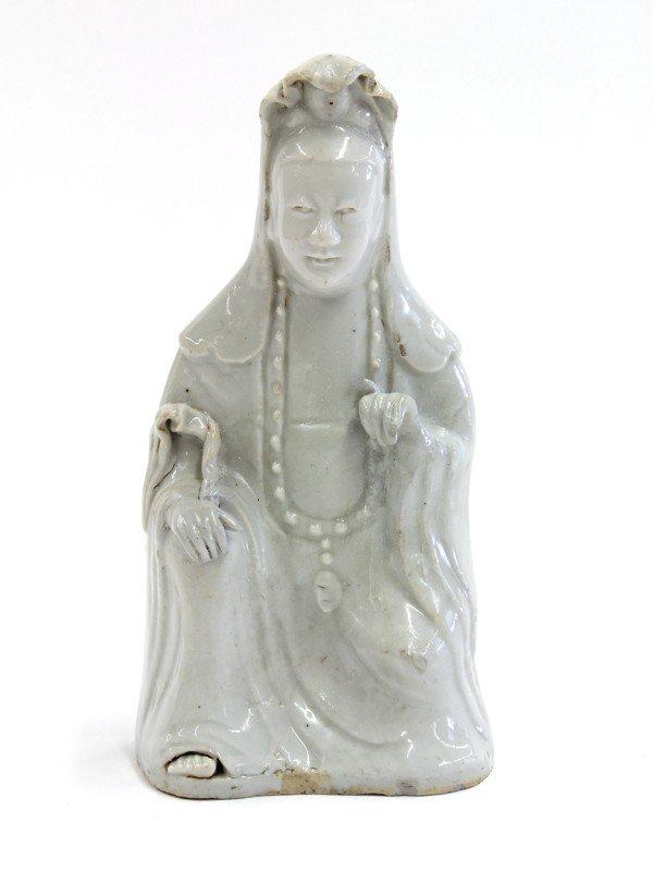 18: Chinese White Ware Guanyin