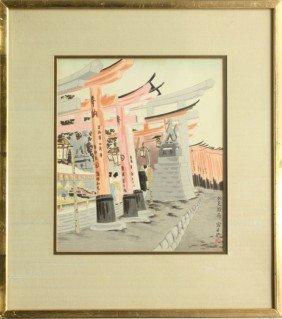 Japanese Modern Prints, Tomikichiro Tokuriki