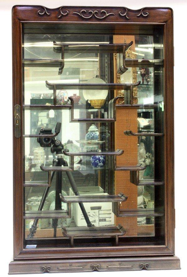 100: Chinese Hanging Display Cabinet