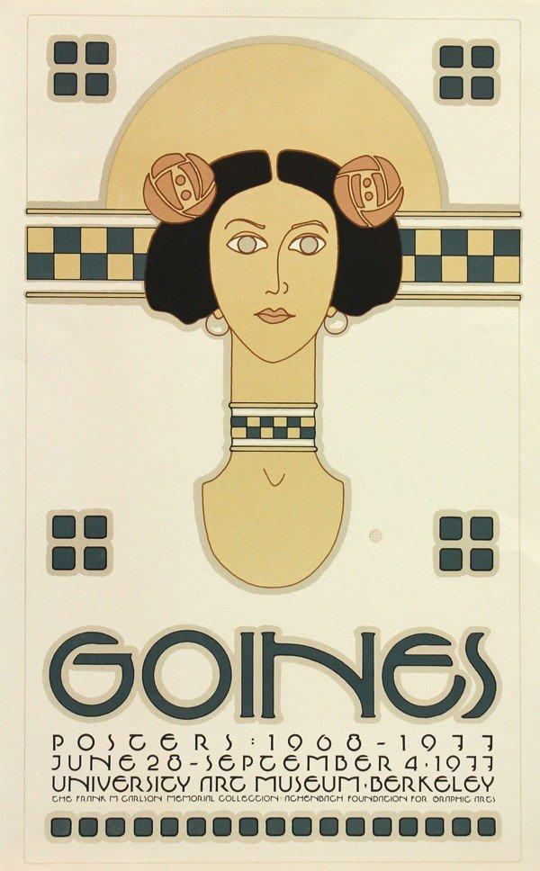 550: Prints, David Lance Goines, By Hand
