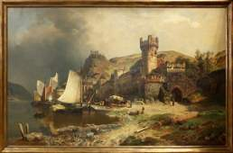 6197: Painting, Johann Gottfried Pulian