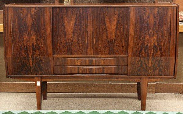 6329: Danish rosewood sideboard