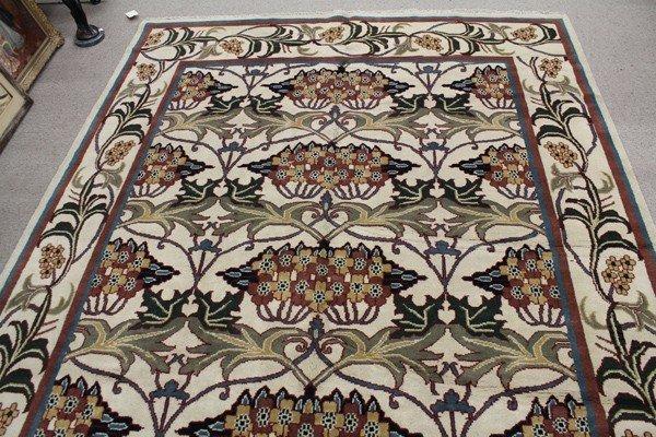 6337: William Morris rug