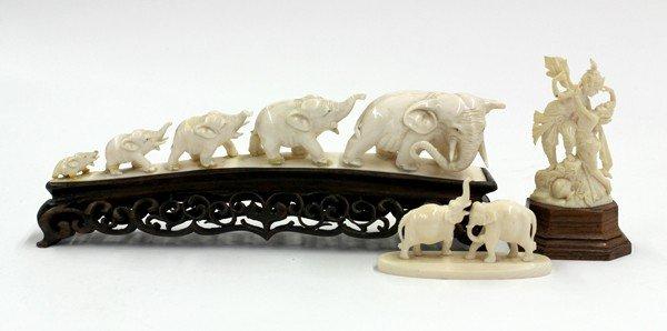 9: Figural Carvings