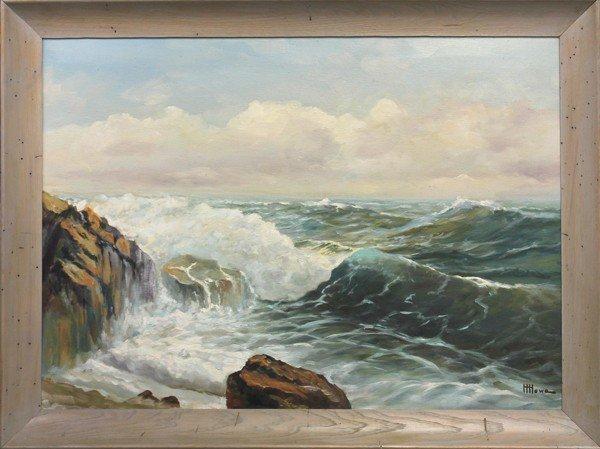 167: Paintings, Harry Howe