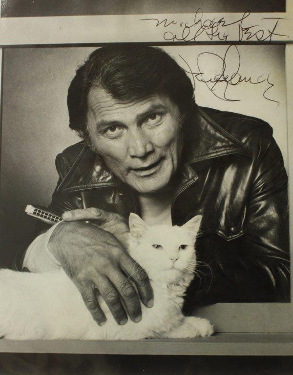 547: Hollywood Autographs, Film Stills, Publicity
