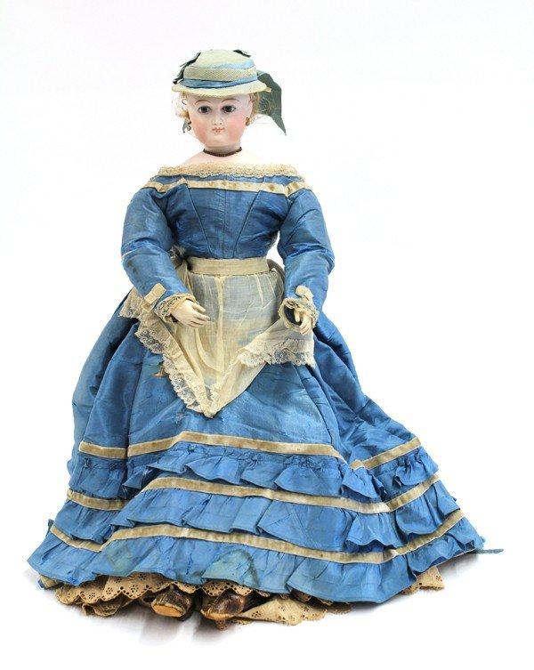 694: French fashion doll