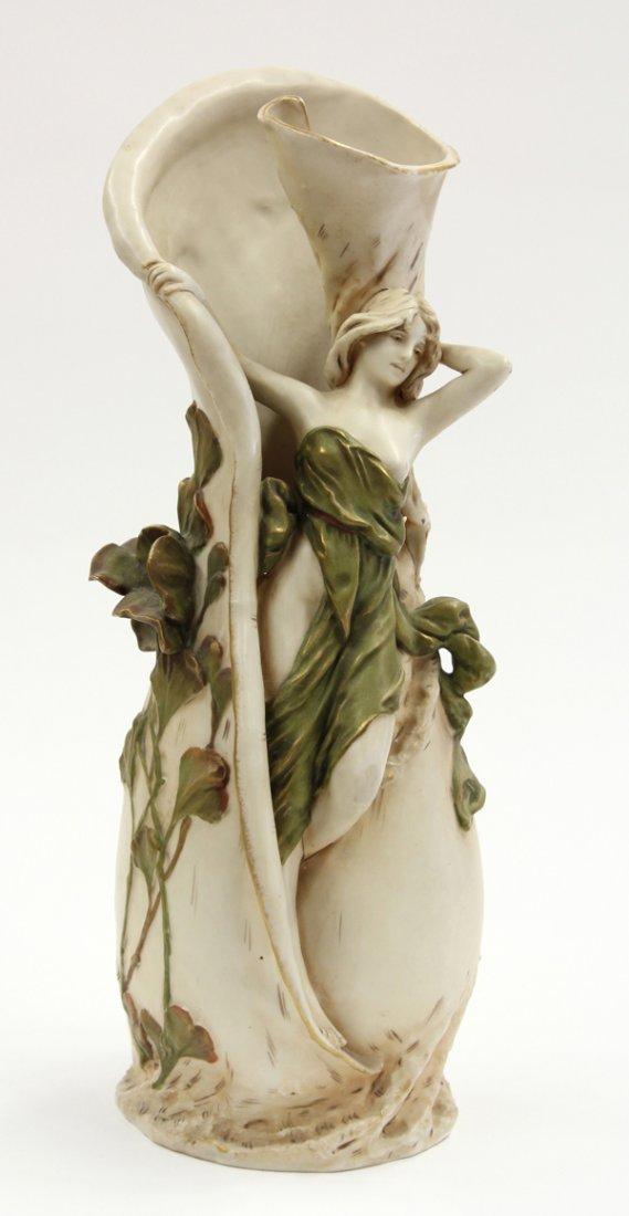 2000: Royal Dux vase