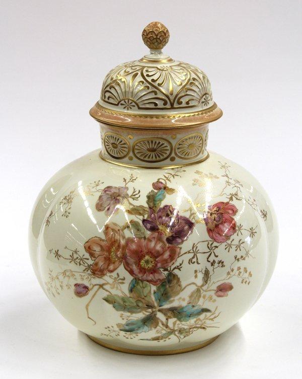2004: Royal Crown Derby vase