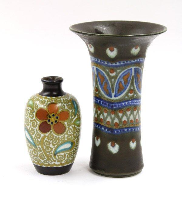 2014: Gouda Art Pottery group