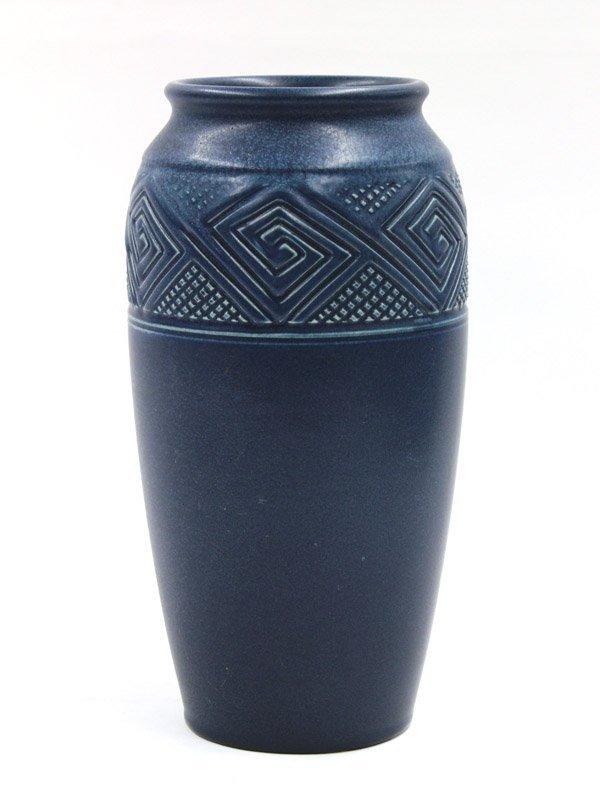 2016: Rookwood art pottery vase