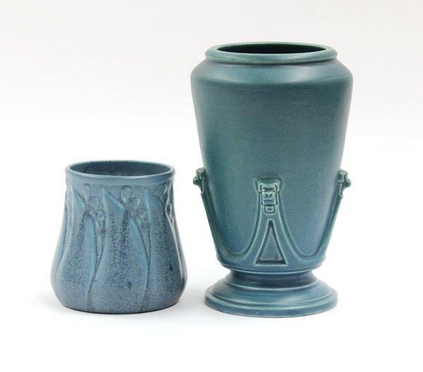 2017: Rookwood art pottery group