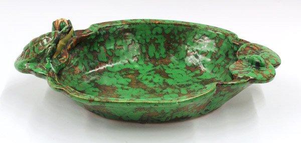 2019: Weller Coppertone art pottery