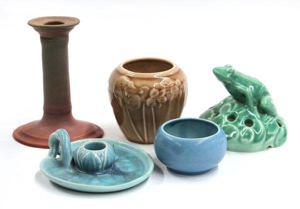 2023: Rookwood art pottery group