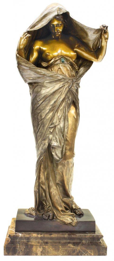 6102: Bronze, Louis Ernest Barrias