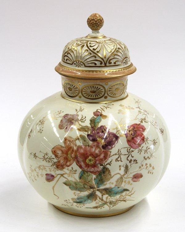 6018: Royal Crown Derby vase