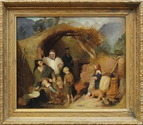 Painting, Scottish School, Early 19th Century