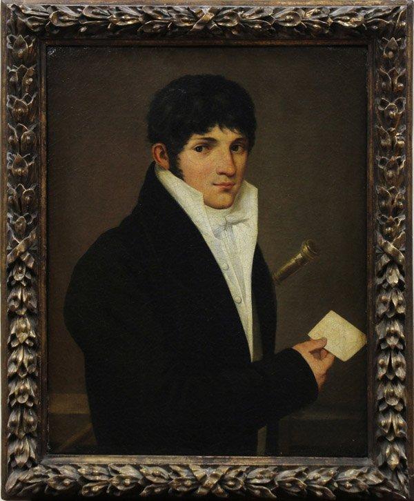 6097: Painting, European School, early 19th century