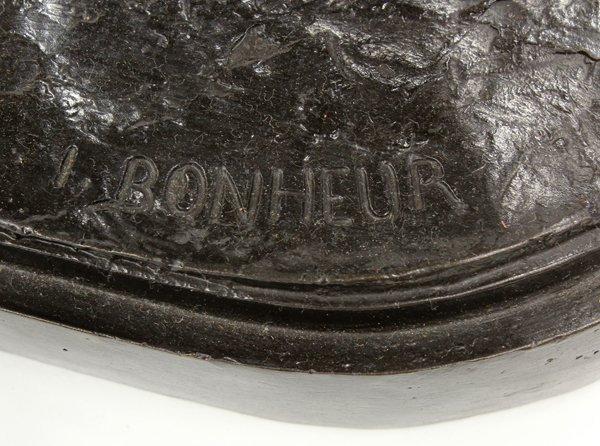 6099: Bronze, Isidore Bonheur, Taureau - 4