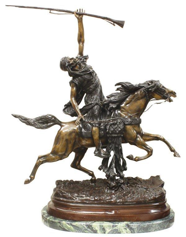 6103: Bronze, Prospect LeCourtier