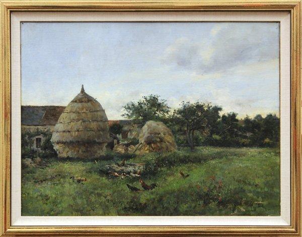 6114: Painting, Joseph Julien (Julien Jos)