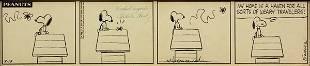 6143: Peanuts Daily Comic Strip, Charles Schulz