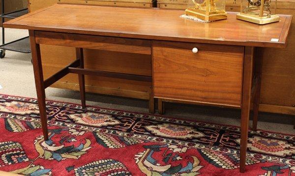 6358: Danish teak desk