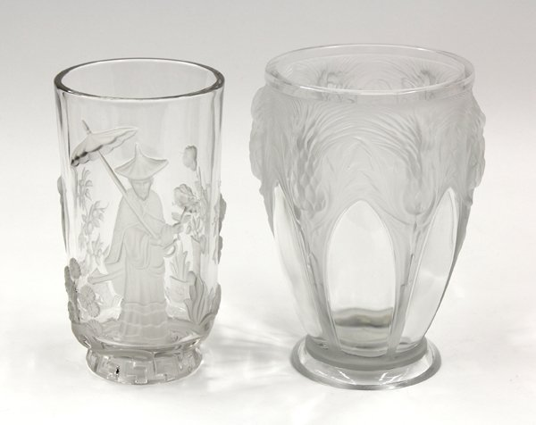 6359: Verlys French art glass