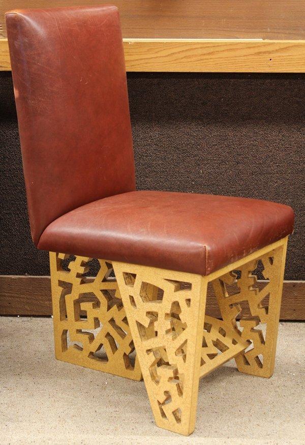 6363: Robert Hutchinson 'Nicoya' chairs