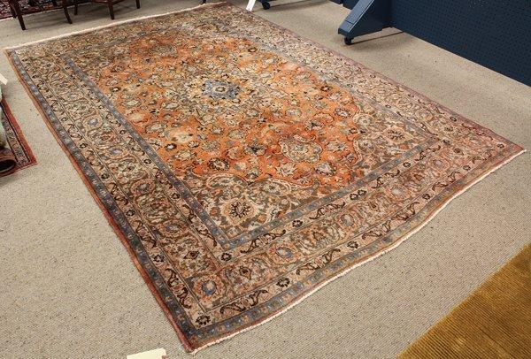 6368A: Persian Meshan carpet