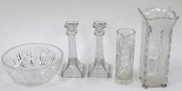 2017: Collection of Brilliant Cut Crystal