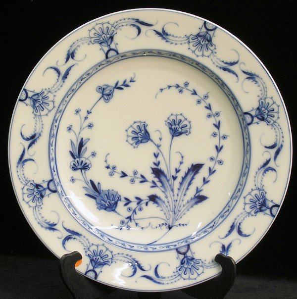 2018: Continental 19th C. Porcelain Charger