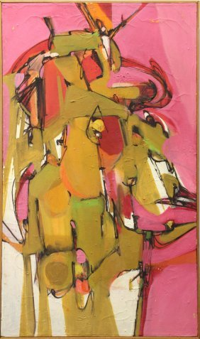Painting, Abstract, Modern