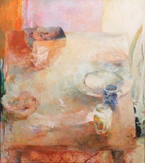 Painting, Carol Fremlin, Still Life