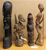 4589A: African carvings