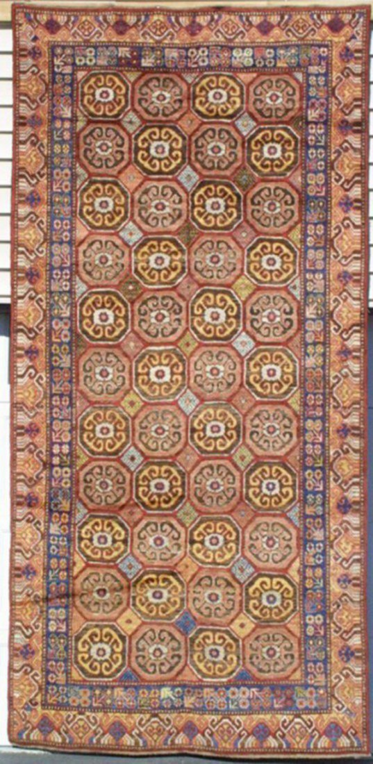 2: Khotan carpet