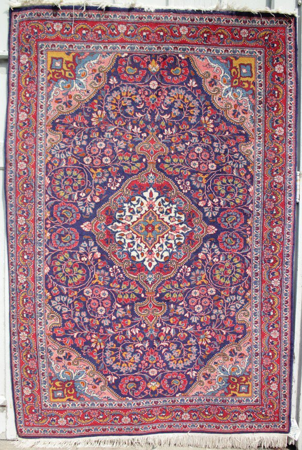 3: Kashan carpet