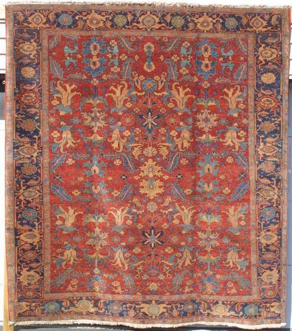 4: Turkish Sultanabad carpet