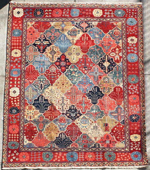 7: Turkish Rubia carpet