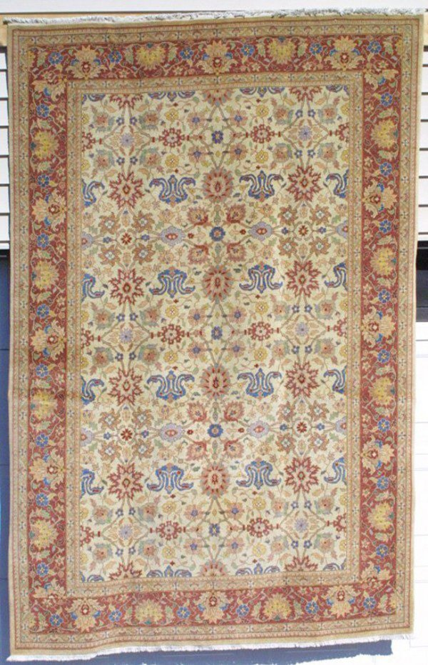 10: Tabriz carpet