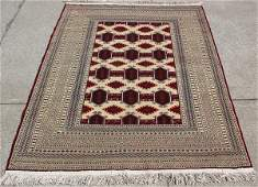 231: Turkoman rug