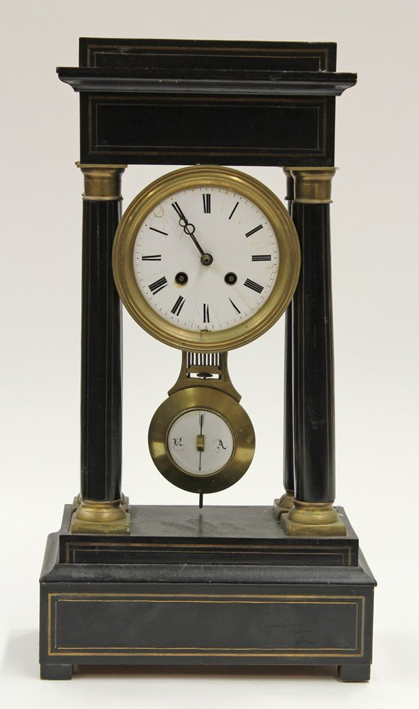 2012: Napoleon III Mantle Clock