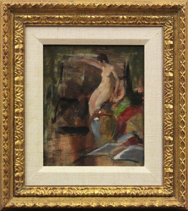 173: Painting, John McLure Hamilton