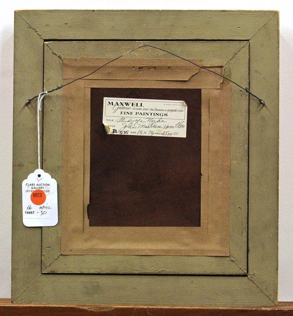 173: Painting, John McLure Hamilton - 2