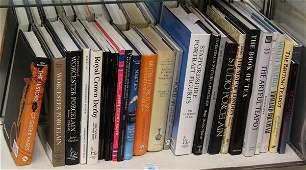 473: Porcelain Reference Books