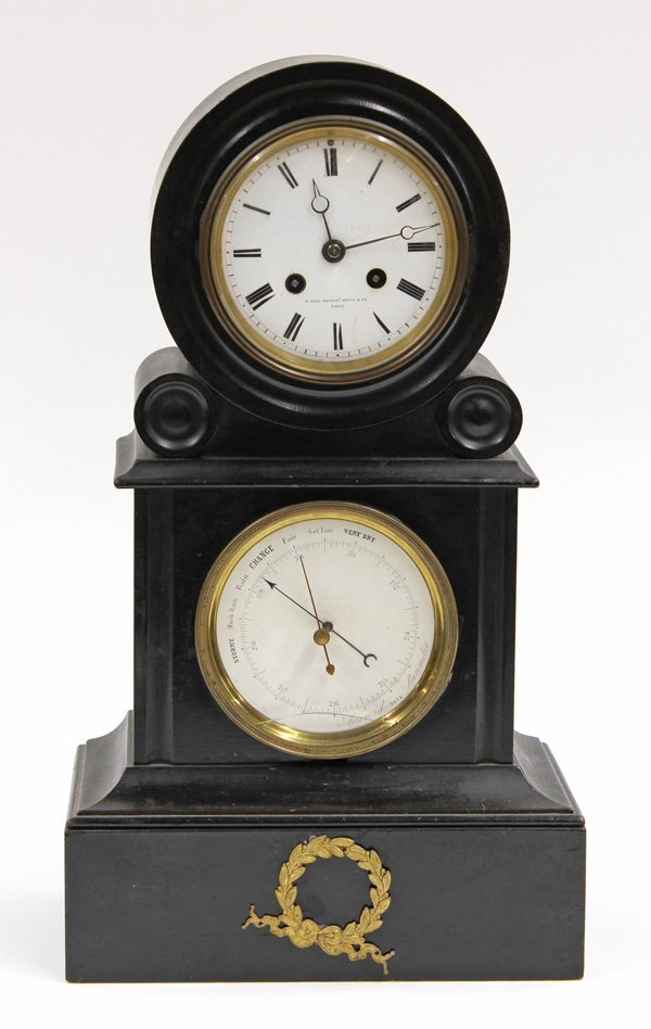 6012: French mantle clock